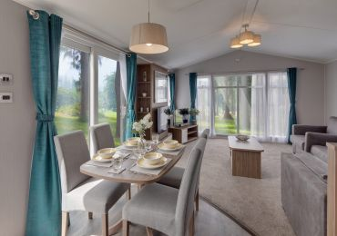 Holiday Lounge, Scotland, holiday park home for sale