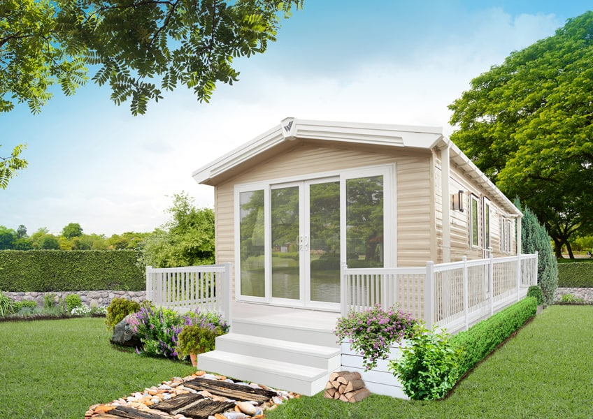Willerby caravans, Willerby Linwood Holiday Home for sale, Park Homes for Sale Scotland,