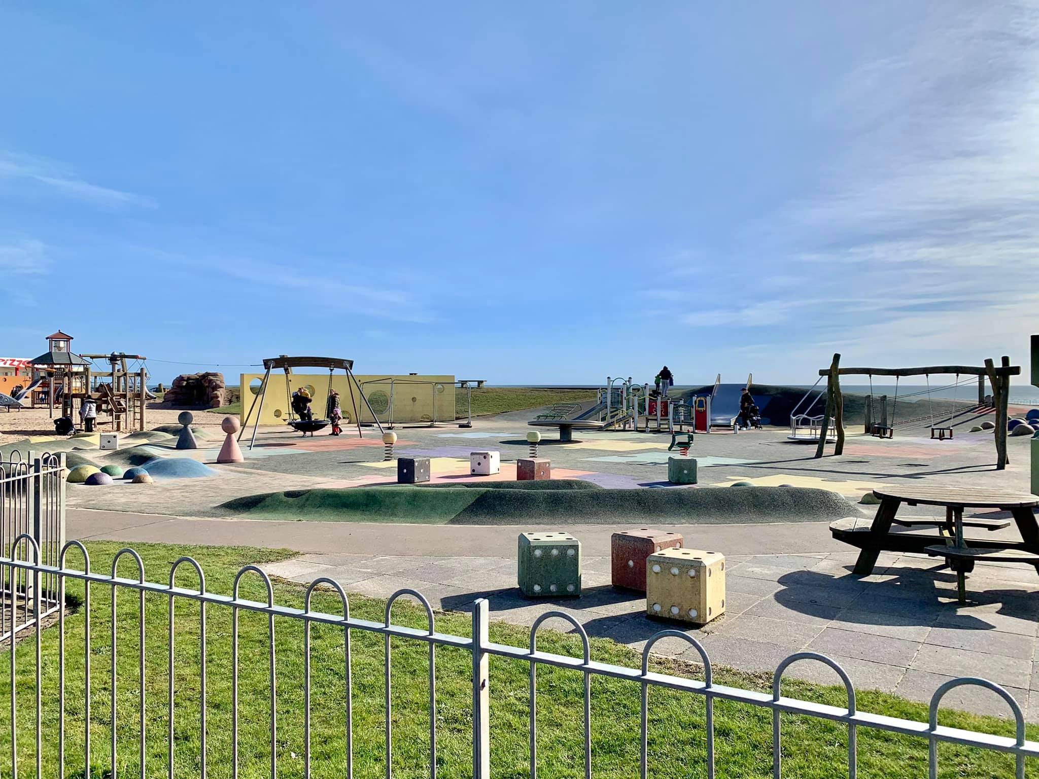 Family Holiday Parks Scotland, Caravan holiday park scotland, Seaton Estate Holiday Park