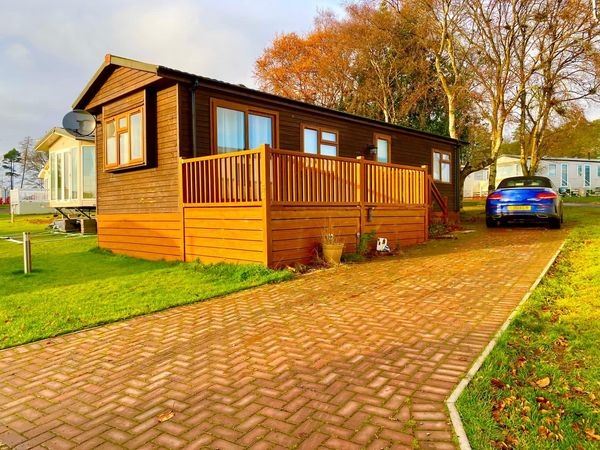 Luxury Winter holiday Lodges, Holiday Park Scotland, Winter Holiday Lodges