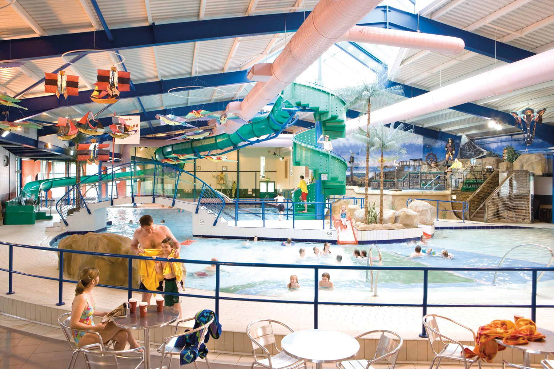 Holiday Parks for kids, kids holiday park