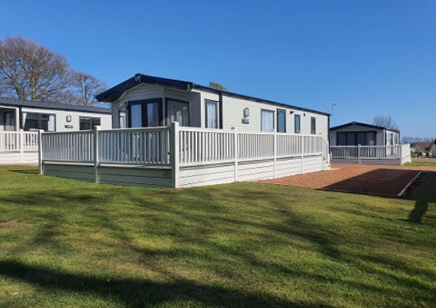 Willerby Sierra Home Rental 2 Bedrooms